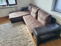 Nice big modern couch/sofa for sale (Moving) in Wiesbaden, GE