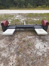 Two wheel car dolly in Hinesville, Georgia