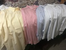 Dress shirts in Spring, Texas
