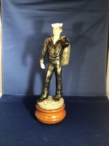 "American Heroes US Navy figure / musical (10"" tall) in Bartlett, Illinois"
