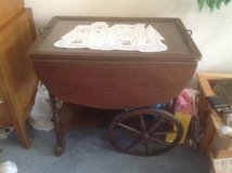 Antique Rolling Cart in Bartlett, Illinois