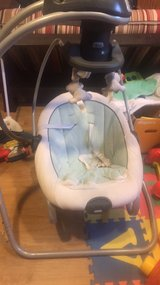baby swing in Tinley Park, Illinois