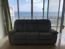 Highly Discounted Like New Reclining Couch!!! in Okinawa, Japan