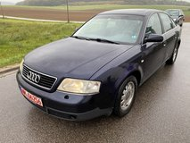 Audi A6 automatic AC sunroof new inspection free delivery in Hohenfels, Germany