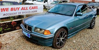 BMW 316 I MANUALTRANSMISSION 89000 MILES in Ramstein, Germany