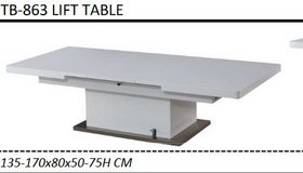 United Furniture Lift Table including delivery in Wiesbaden, GE