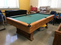 7' Showood pool table in Cherry Point, North Carolina