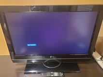 LG 32 inTV and Computer Monitor in Elgin, Illinois
