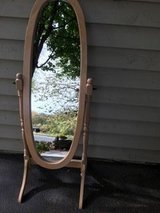 Stand mirror in St. Charles, Illinois
