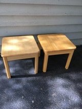 Side tables in St. Charles, Illinois