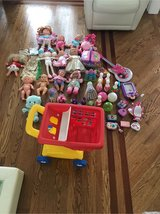 kids toys , shopping cart, baby dolls , in Orland Park, Illinois