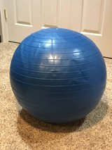 Fitness ball in Fort Meade, Maryland