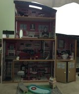 Kidcraft Barbie sized dollhouse in Sandwich, Illinois
