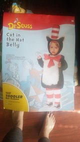 cat in the hat costume in Fairfield, California
