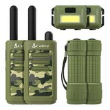 Cobra Camo HE150 Walkie Talkie Bundle (Green, Blue or pink)  *** NEW *** in Tacoma, Washington