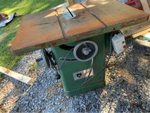 """12"""" grizzly table saw in Clarksville, Tennessee"""