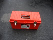 20 INCH PLASTIC TOOL BOX in Naperville, Illinois