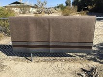 """Area rug, 82 1/2"""" by 59 1/2"""" in 29 Palms, California"""