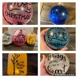 ornaments in Fort Hood, Texas