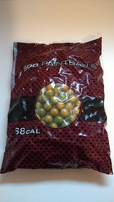 1000 Paintballs (2 bags) in Ramstein, Germany
