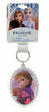 NEW Disney Frozen 2 Key Chain Anna Acrylic Lucite Shaped Key Ring in Morris, Illinois
