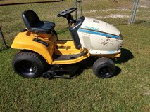 cud cadet mower for sell cheap need tlc in Cherry Point, North Carolina
