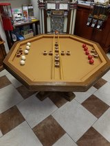 Vintage Game Table Bumper Pool in Fort Leonard Wood, Missouri