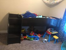 Twin Bed with Steps in Fort Campbell, Kentucky