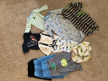 Newborn & 0-3 month lot baby clothes in Spring, Texas