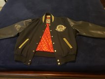 Collectors: XL Leather sleeve Taz Harley-Davidson Jacket in Vacaville, California