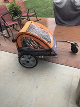 Instep Double Stroller and Bike Trailer in Fort Campbell, Kentucky
