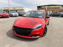 2016 DODGE DART SXT 4D SEDAN SXT SPORT 4-Cyl, TIGERSHARK 2.0 Liter in Clarksville, Tennessee