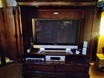 Panasonic 42 inch Plasma HDMI TV, Remote, TH-42PX50U in Bartlett, Illinois
