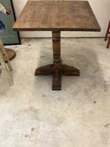 Small square pedestal table in Cleveland, Texas