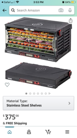 Brand New Food Dehydrator in Vista, California