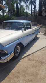 1957 FORD RANCHERO CLASSIC in Camp Pendleton, California
