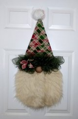 Gnome Wreath Door Hanger in Camp Lejeune, North Carolina