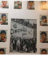 Vintage 1953 Cincinnati Reds Baseball Cards in Hopkinsville, Kentucky