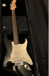 Electric Guitar and Case in Hopkinsville, Kentucky