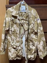 British desert field jacket and trousers in Okinawa, Japan