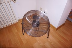 Floor Fan in Spangdahlem, Germany