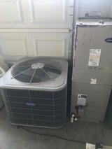 Residential Central AC unit in Fort Campbell, Kentucky