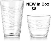 Set of 16 drinking glasses in Yucca Valley, California