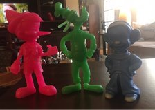 Vintage Marx Figures in St. Charles, Illinois
