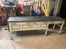 Large entry table with desk in Kingwood, Texas