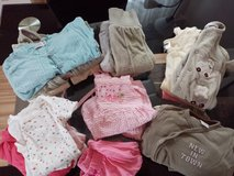 Baby clothes for girls size 50-56 in Stuttgart, GE