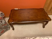 Coffee Table & 2 End Tables in Naperville, Illinois