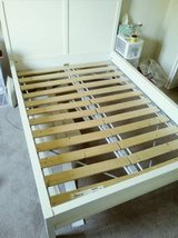 IKEA full bed frame in Bartlett, Illinois