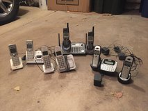 Assorted cordless phone sets in Batavia, Illinois