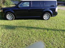 2010 FORD FLEX  WITH 3 RD ROW SEAT  FOR SALE in Cleveland, Texas